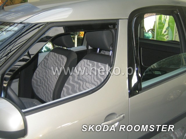 Ofuky oken Ford Mondeo 4dveř 01- před.+zadní sed/ltb Heko