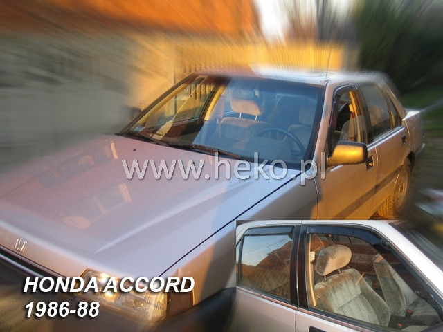 Ofuky oken Citroen C4 Picasso 5dveř 06- před+zad Heko