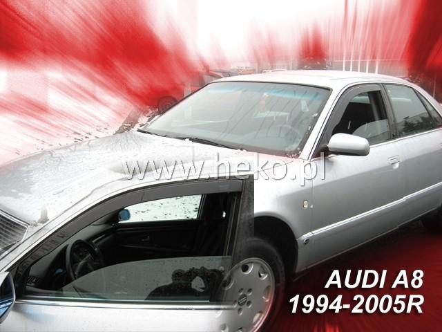 Ofuky oken VW Golf IV 5dveř 97-04 před.+zadní combi/sed Heko