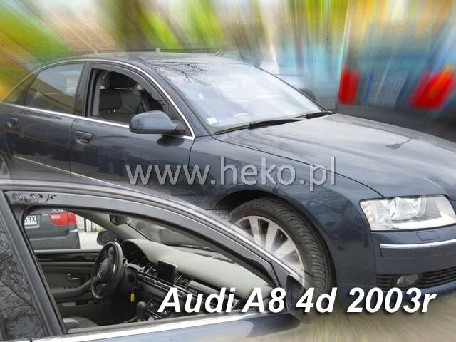 Ofuky oken Audi A8 4dveř přední 94-02 Heko