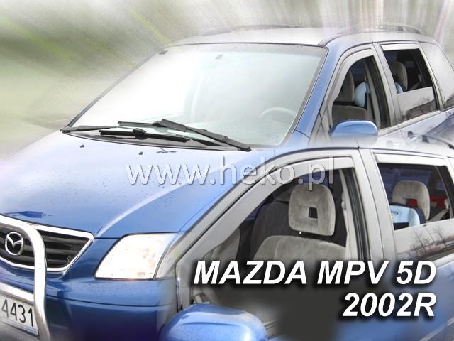 Ofuky oken Opel Vectra B 5dveř 96-02 před.+zadní combi Heko