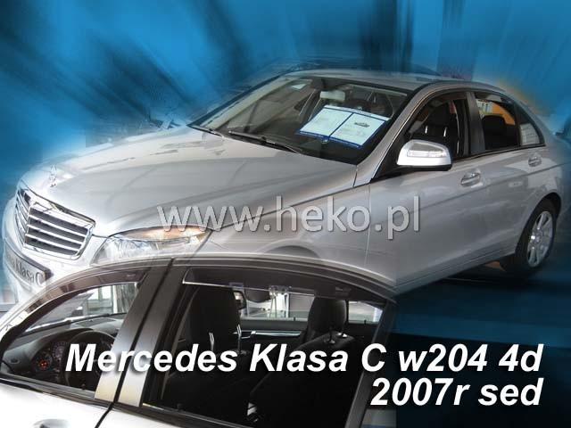 Ofuky Mazda BT50 4D 07R (+zadní)