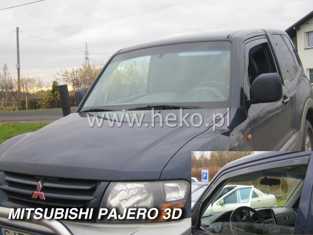 Ofuky Chevrolet Avalanche 4D 07R