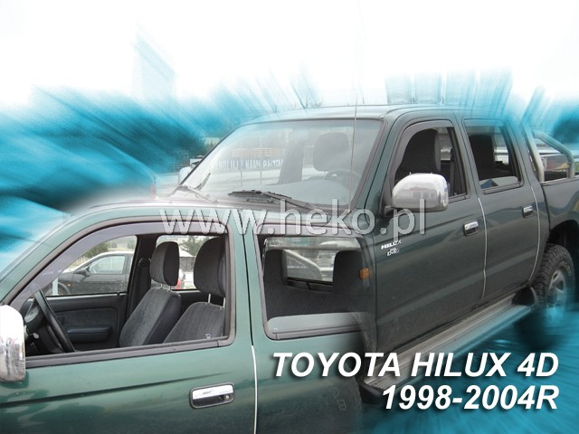 Ofuky oken Ford Explorer 3dveř přední 95-03 Heko