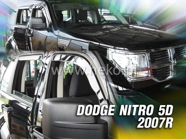 Ofuky Nissan Tida 4D 07R sedan