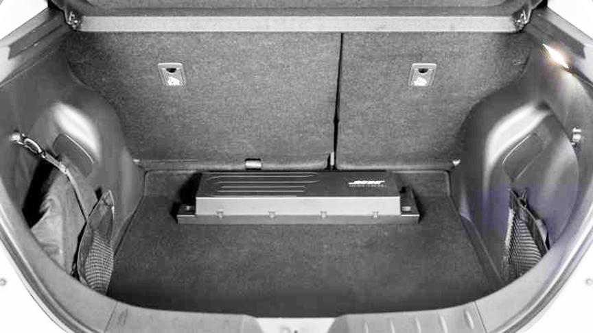 Vana do kufru Škoda Octavia III 5dveř 13- htb