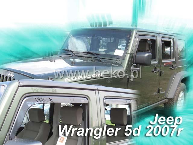 Ofuky Land Rover Freelander II 5D 07R (+zadní)