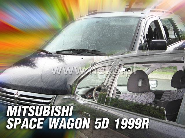 Ofuky Škoda Fabie II 4D 07R (+zadní) htb