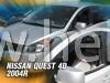 Ofuky oken Renault Laguna III 5dveř 07- před.+zadní Heko