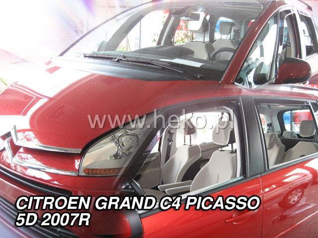 Ofuky oken Opel Tigra 3dveř přední Heko