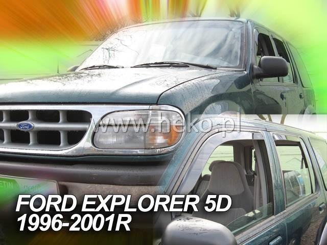 Ofuky oken Ford Explorer 5dveř 96-01 Heko