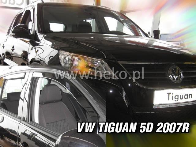 Ofuky oken Renault Kangoo 4dveř přední 08- Heko