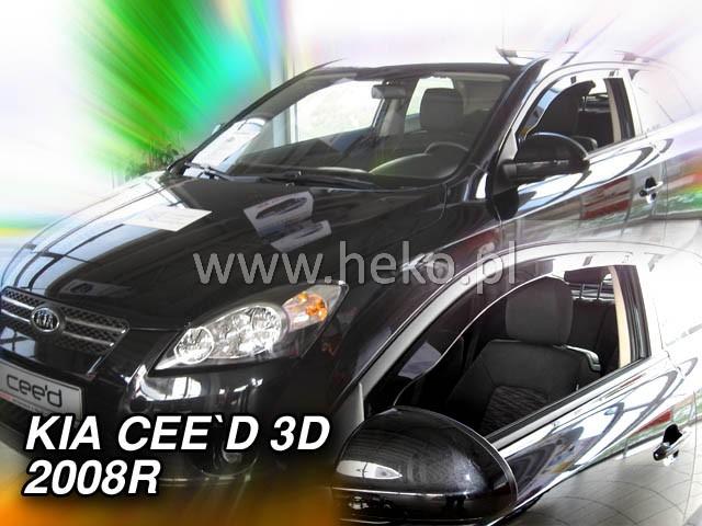 Ofuky oken Hyundai H200 přední Heko