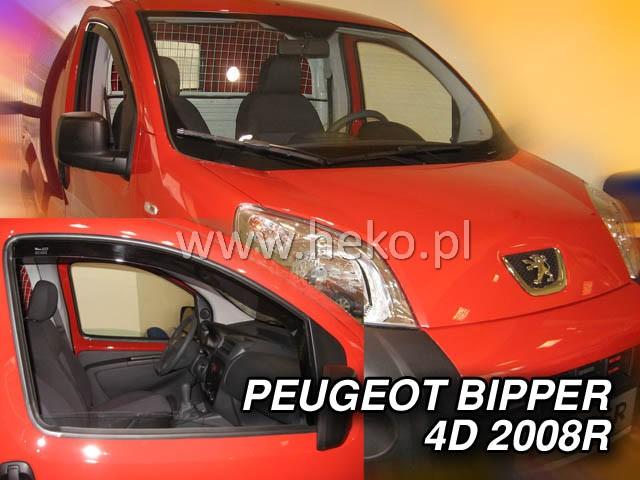 Ofuky Suzuki Splash 5D 08R (+zadni)