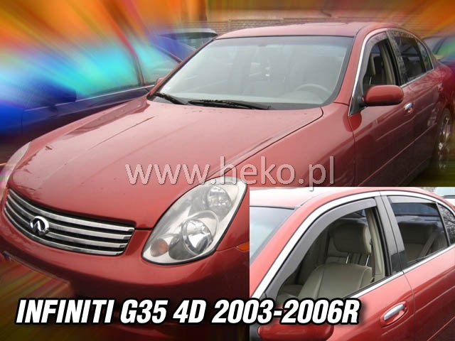 Ofuky Lexus GS 4D 07R