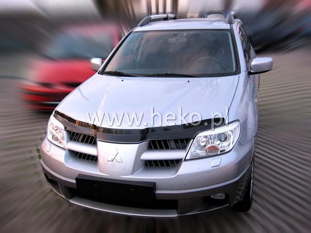 Ochranné lišty PLK Chevrolet Aveo 4D 04R sed/htb