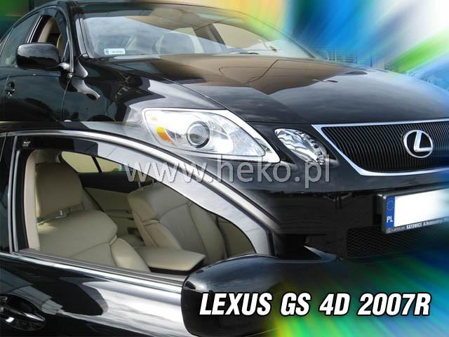 Ofuky Mazda 6 4D 07R (+zadní) sedan
