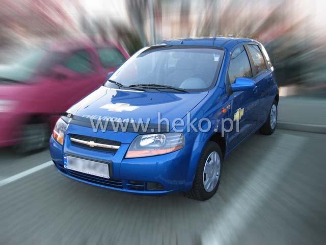Ochranné lišty PLK Chevrolet Lacetti --->8/04R