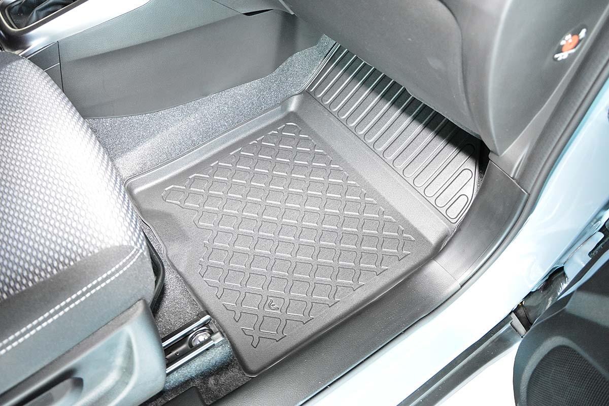 Ofuky oken Audi A4 B6 4dveř 02- před.+zadní sed Heko