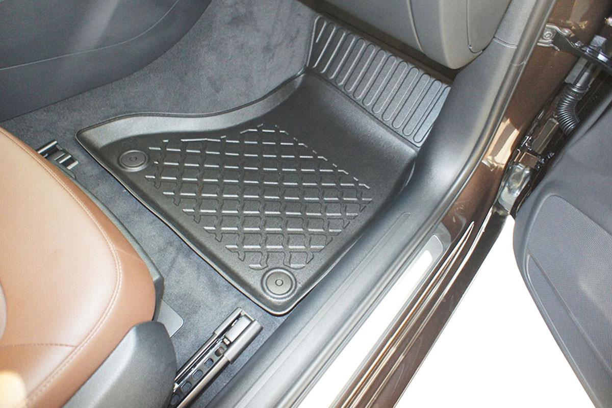 Ofuky oken Audi A4  95-01 5dveř přední Heko