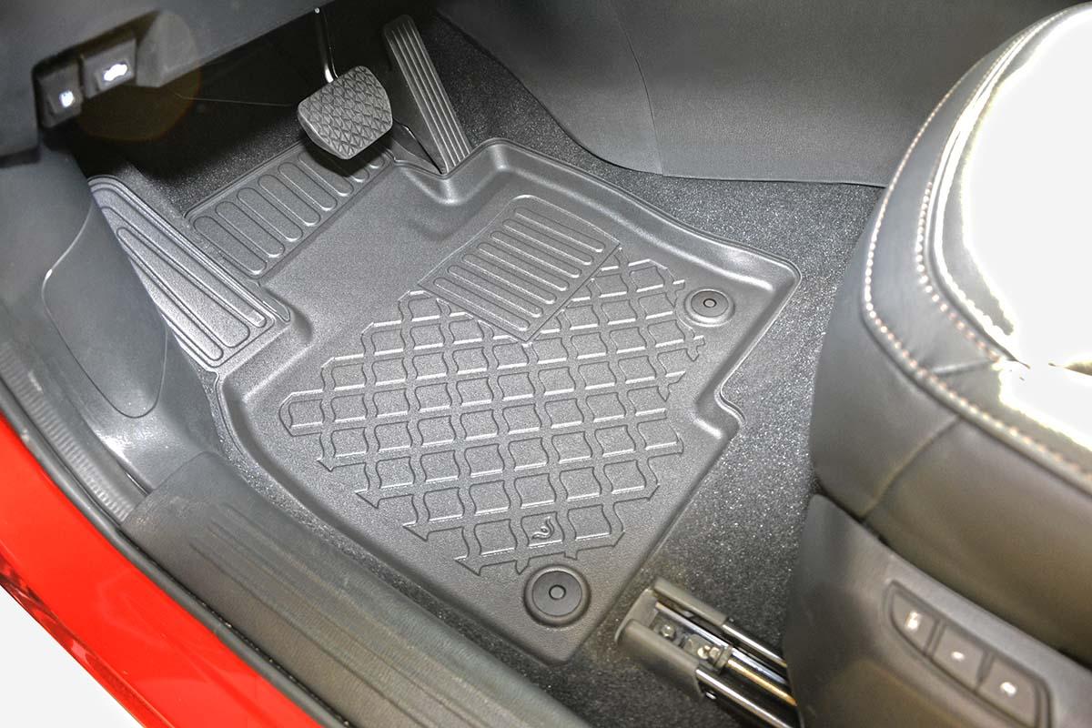Ofuky oken Audi A6 90-97 combi před+zadní  Heko