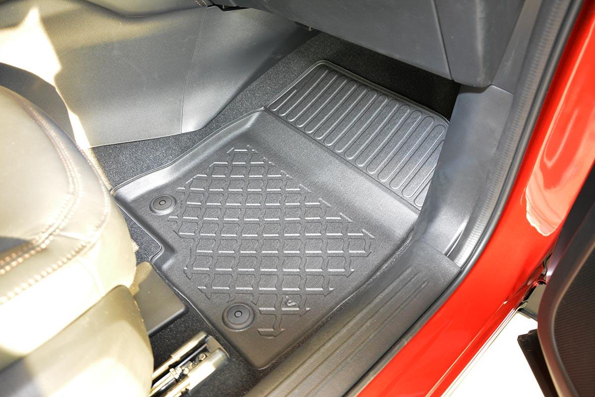 Ofuky oken Audi A8 4dveř přední 03- Heko