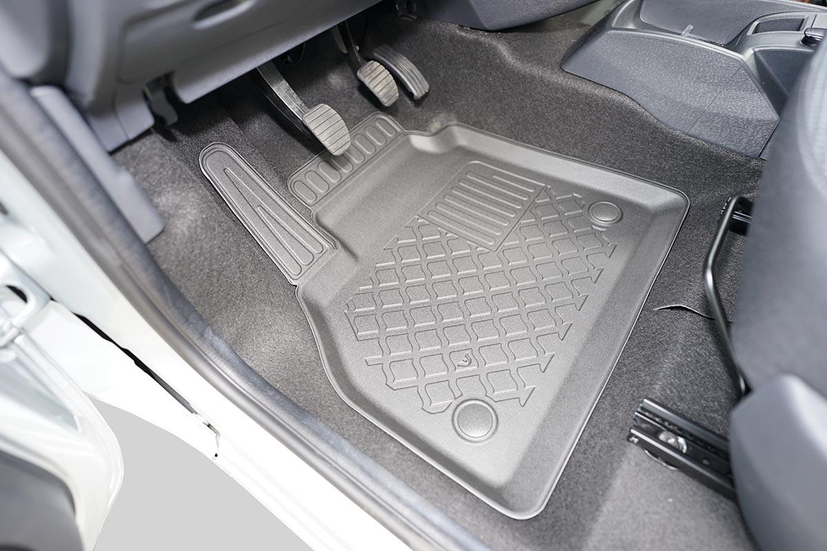 Ofuky oken Audi  Q7 06 přední Heko