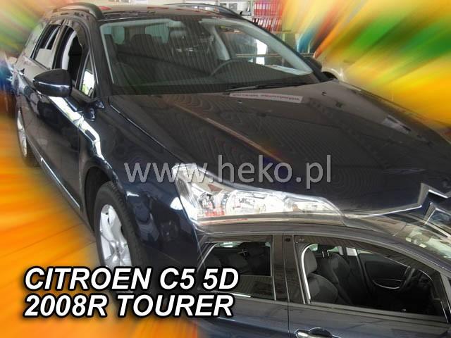 Ofuky Seat Ibiza 5D 08R (+zadní)