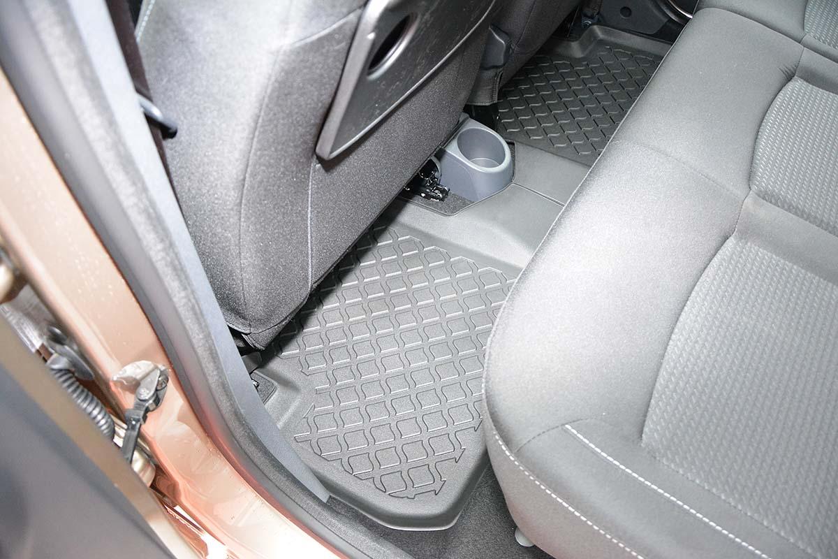 Ofuky oken BMW 1 E87 5dveř 04 před.+zadní Heko