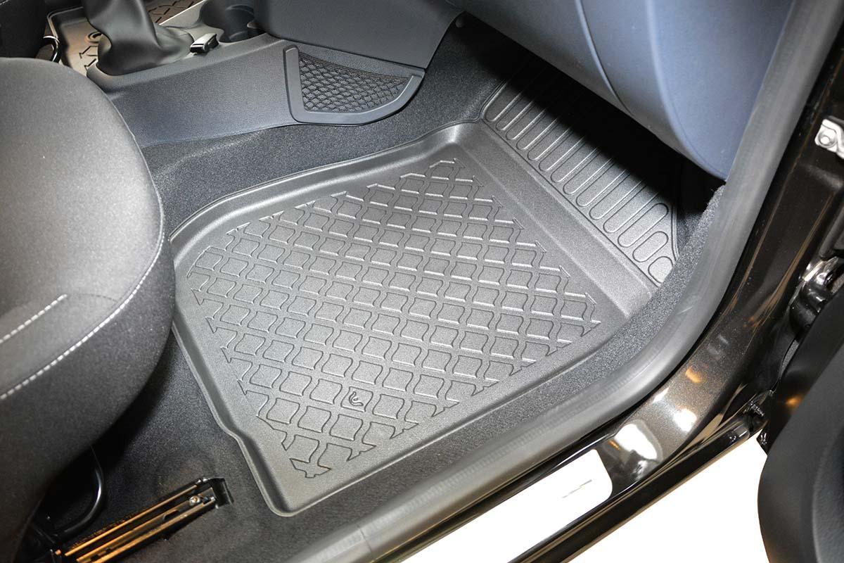 Ofuky BMW serie 3 E-46 4D 98R (+zadní) sed