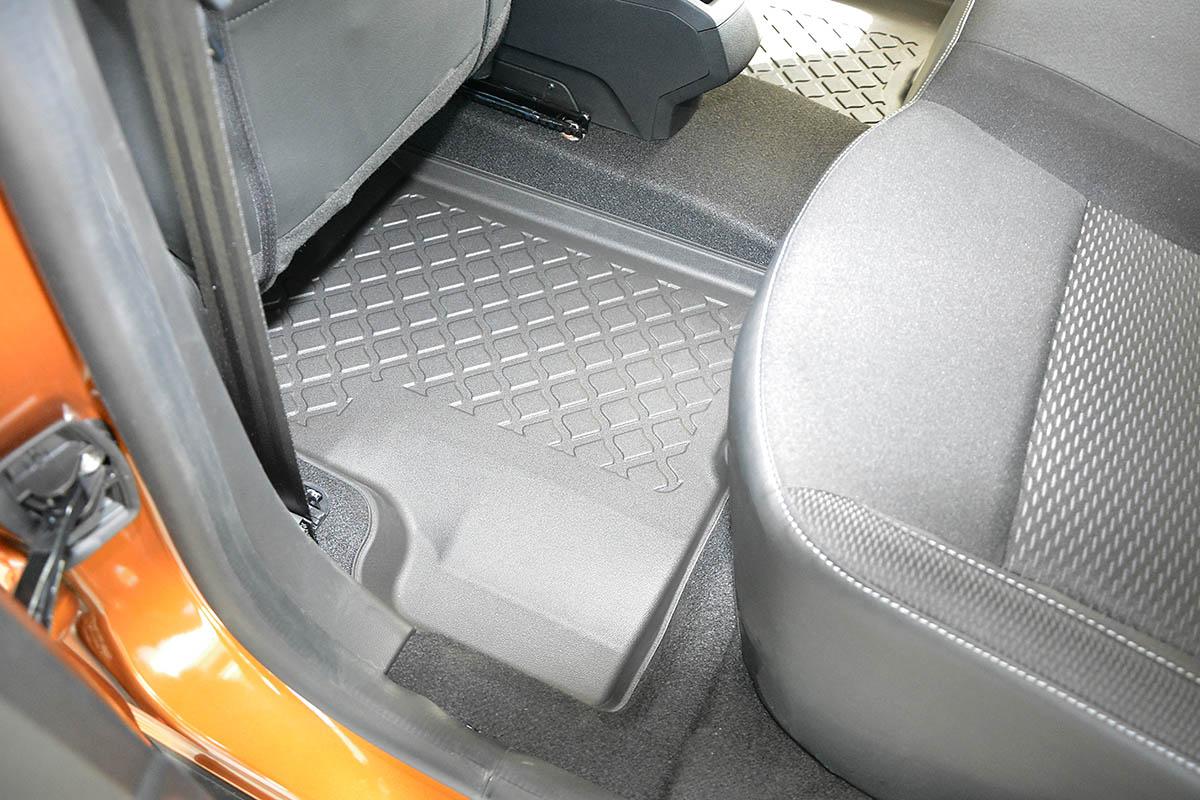 Ofuky oken BMW serie 5 E61 5dveř přední 04- (+zadní) combi
