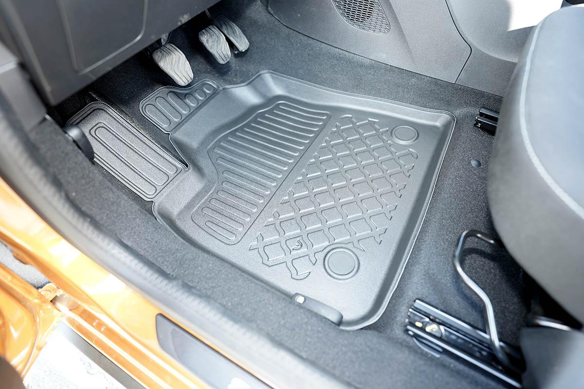 Ofuky oken BMW serie 5 E-34 4dveř přední přední 88-96 Heko