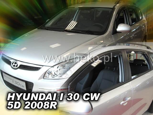 Ofuky oken Hyundai i30 CW 5dveř přední 08- Heko
