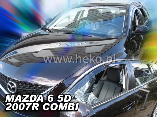 Ofuky oken Hyundai i30 CW 5dveř 08- před.+zadní Heko