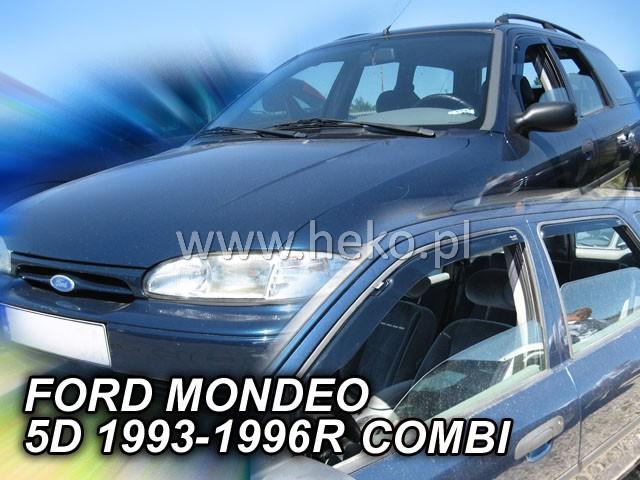 Ofuky oken Ford Mondeo 4dveř 96-00 před.+zadní sed/htb Heko