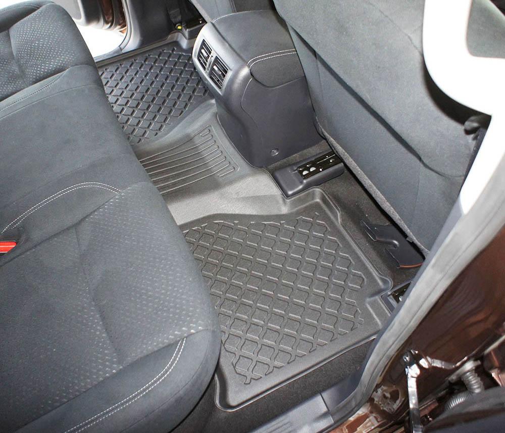 Ofuky oken Fiat Doblo 4dveř přední 10- Heko