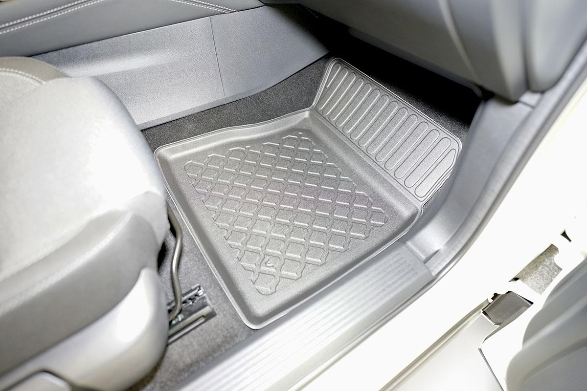 Ofuky oken Fiat Fiorino 4/5dveř přední 08- Heko