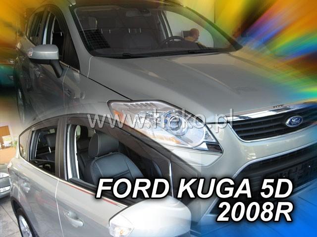 Ofuky oken Ford Mondeo 4dveř 96-00 před.+zadní combi Heko
