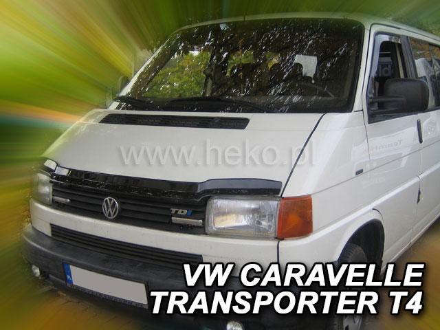 Ochranné lišty PLK VW T4 98-03R caravelle