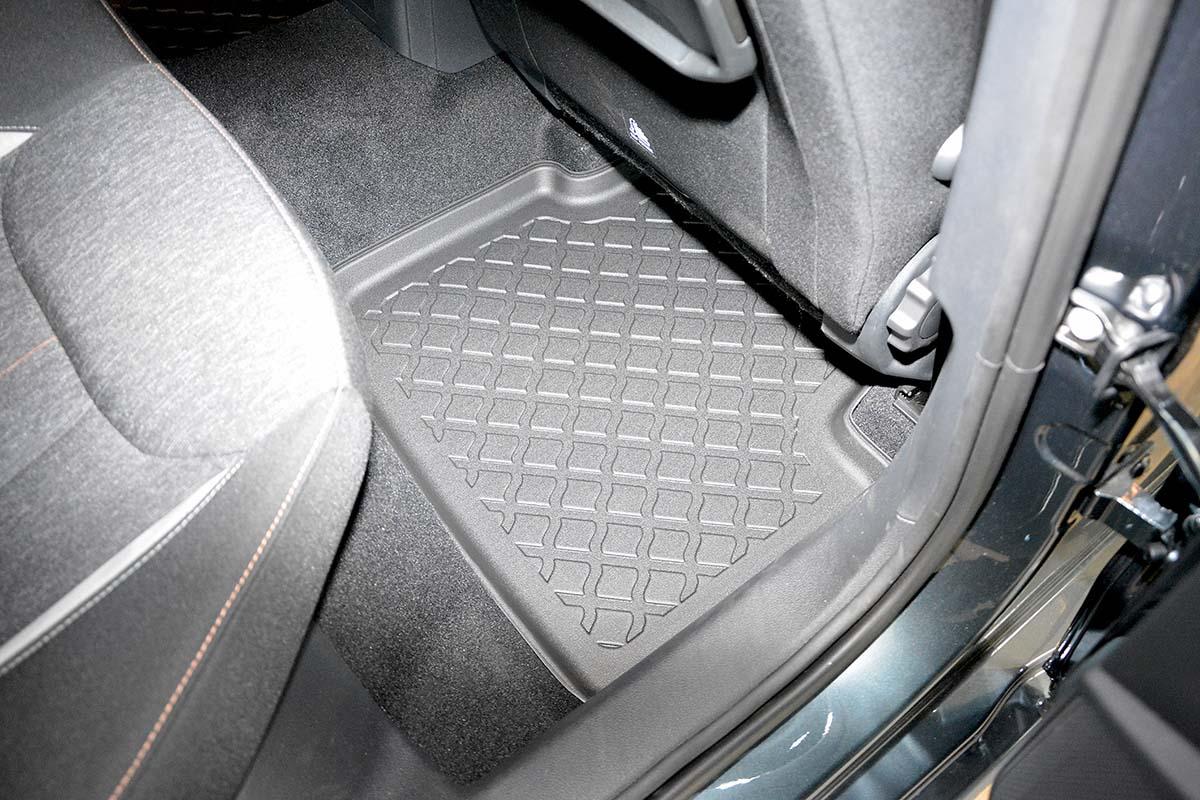 Ofuky oken Fiat Punto Grande / Evo 5dveř přední 06- Heko