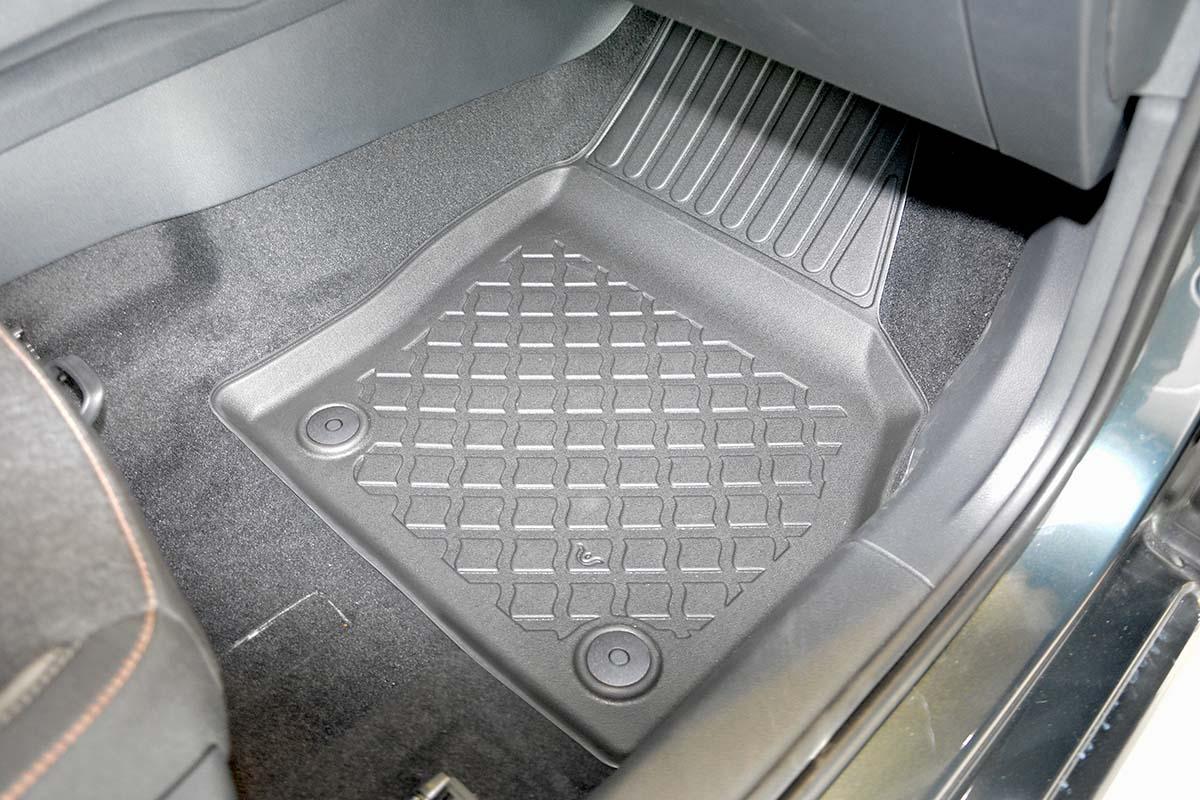Ofuky oken Fiat Punto I 5dveř přední 94-99 Heko