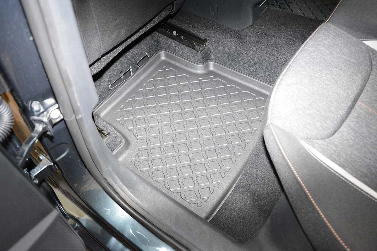 Ofuky oken Fiat Punto I 5dveř 94-99 před.+zadní Heko