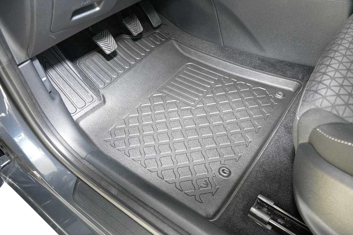 Ofuky oken Fiat Sedici 5dveř přední 07- Heko