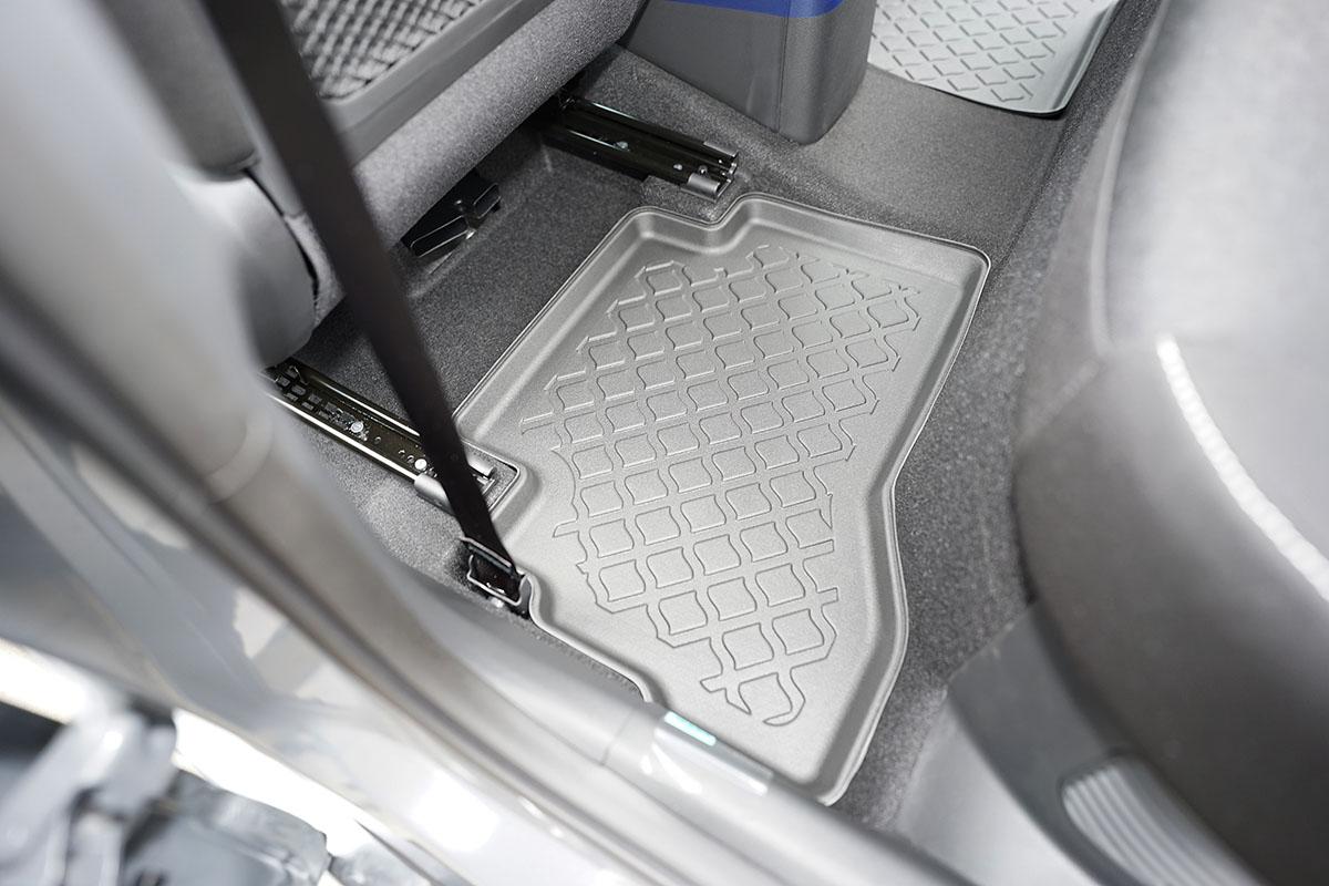 Ofuky oken Fiat 126P EL přední 98- Heko