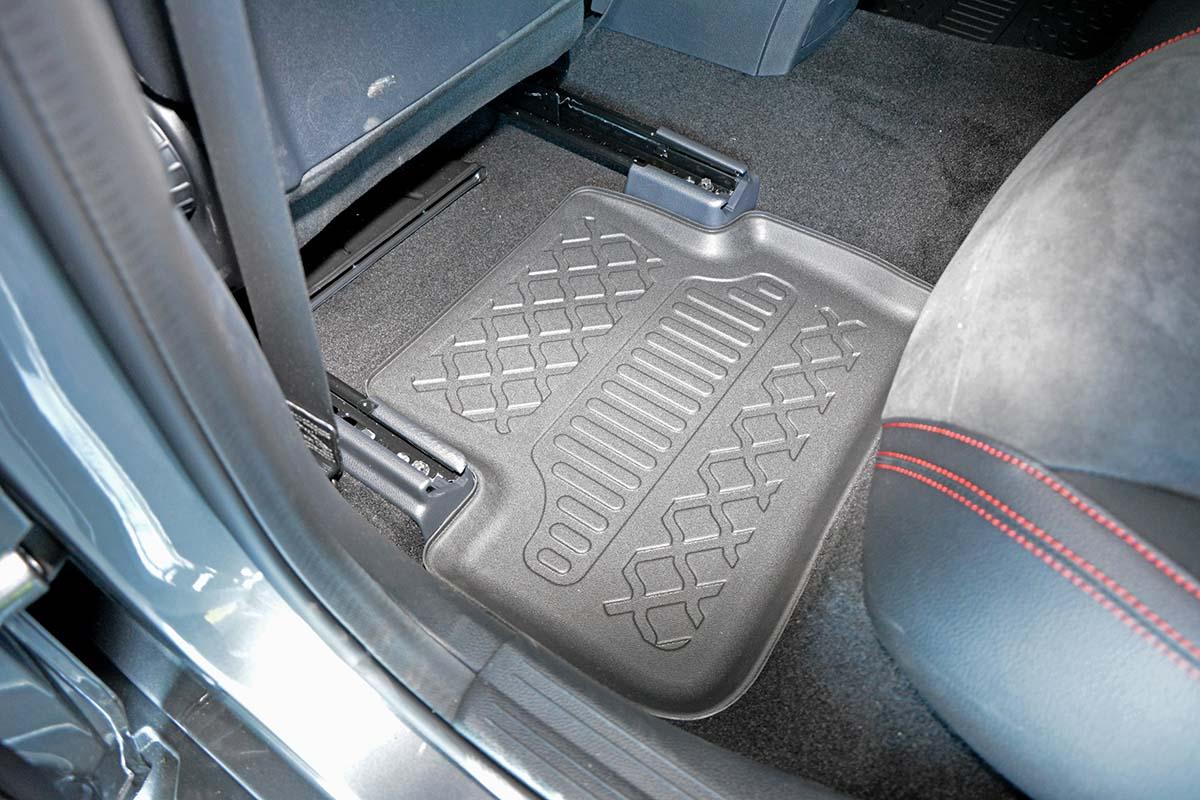 Ofuky oken Ford Econovan 2dveř přední 88- XLT bus Heko