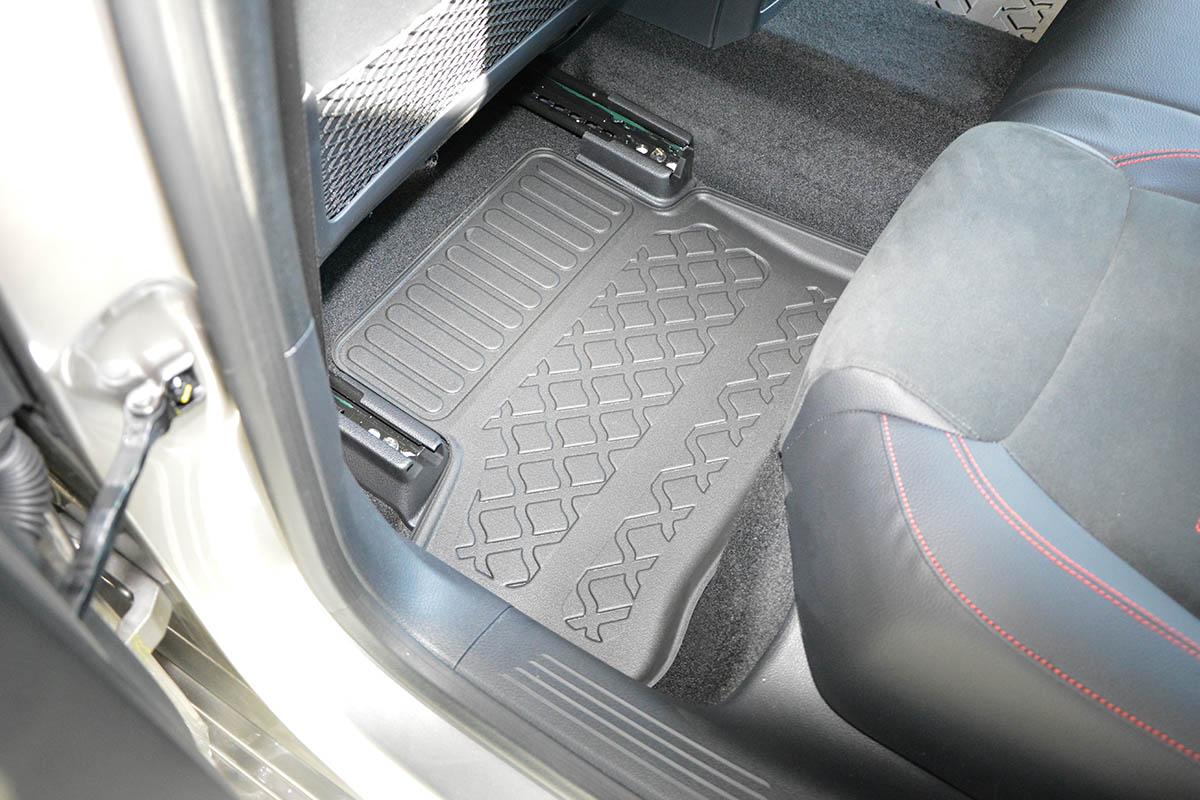 Ofuky oken Ford Fiesta 5dveř 97- před.+zadní Heko