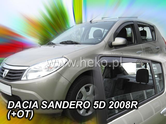 Ofuky Volvo C30 3D 07R