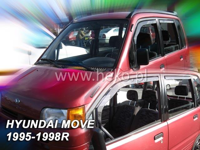 Ofuky Dodge Journey 5D 08R (+zadní)