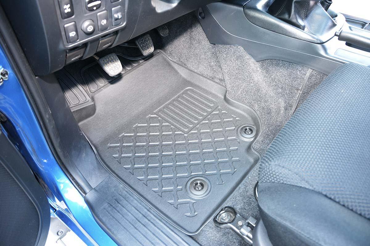 Ofuky oken Ford Galaxy 5dveř 06- před.+zadní Heko