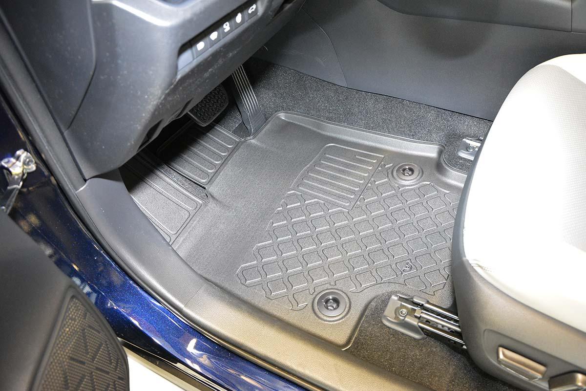 Ofuky oken Ford Mondeo 4dveř 93-96 před.+zadní sed/htb Heko